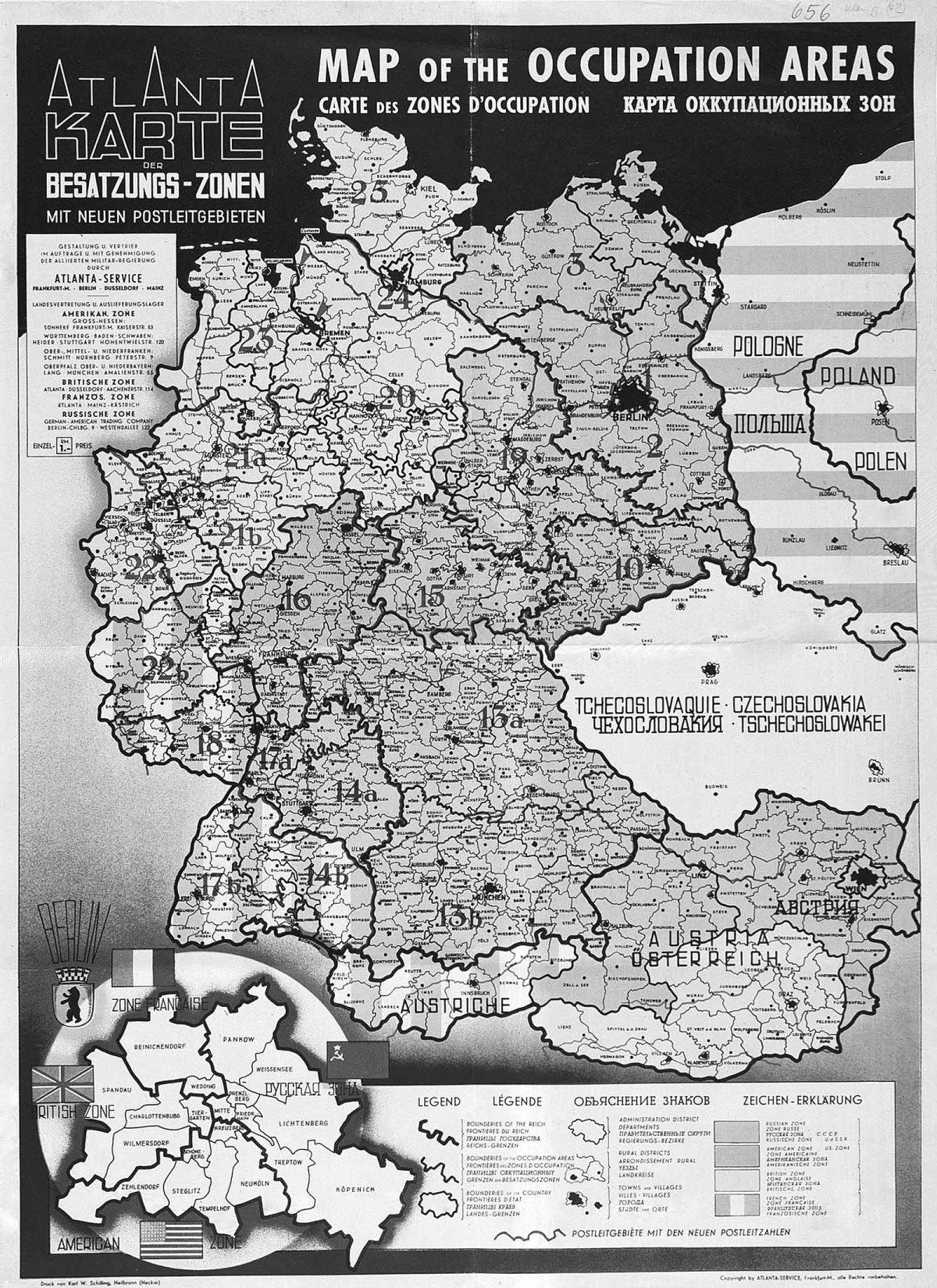 Kalter Krieg Karte.Deutschland Und Der Kalte Krieg Chronik Der Mauer