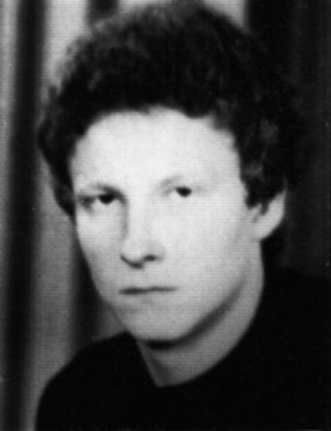 Silvio Proksch: born on March 3, 1962, shot dead at the Berlin Wall on Dec. 25, 1983 while trying to escape (date of photo not known)