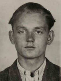 Czesław Jan Kukuczka, photo from before 1955