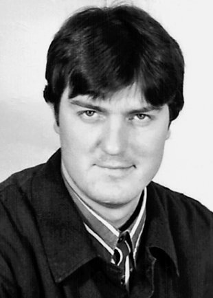 Michael Bittner: born on Aug. 31, 1961, shot dead at the Berlin Wall on Nov. 24, 1986 while trying to escape (date of photo not known)