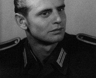 Günter Seling: born on April 28, 1940, border guard shot at the Berlin Wall by a comrade on Sept. 29, 1962, died from his bullet wounds on Sept. 30, 1962 (date of photo not known)