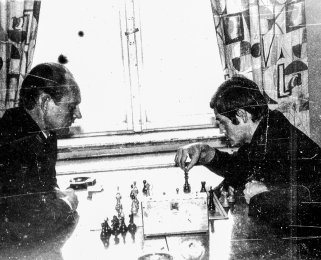 Czesław Jan Kukuczka (left): born on July 23, 1935, shot on March 29, 1974 at the Friedrichstrasse station border crossing in Berlin-Mitte