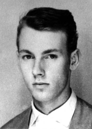 Peter Fechter, born on Jan. 14, 1944, shot dead at the Berlin Wall on Aug. 17, 1962 while trying to escape [date of photo not known]