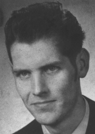Ulrich Krzemien: born on Sept. 13, 1940, drowned in Berlin border waters on March 25, 1965 (date of photo not known)
