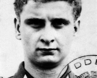 Burkhard Niering: born on Sept. 1, 1950, shot dead at the Berlin Wall on Jan. 5, 1974 while trying to escape [date of photo not known]
