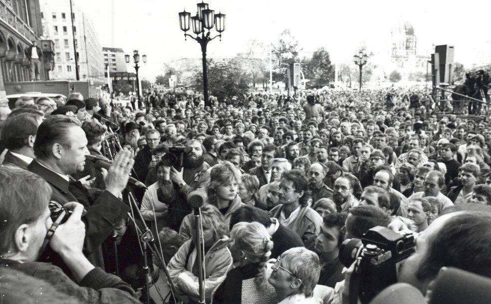 Was War Am 3 Oktober 1989 In Deutschland?
