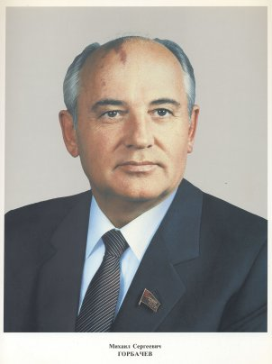 Mikhail Sergeyevich Gorbachev becomes CPSU General Secretary, March 1985