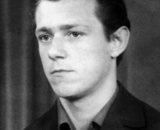 Klaus Kratzel: born on March 3, 1940, fatally injured at the Berlin Wall on August 8, 1965 while trying to escape (photo: 1964)