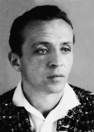 Horst Kutscher: born on March 5, 1931, shot dead at the Berlin Wall on Jan. 15, 1963 while trying to escape (date of photo not known)
