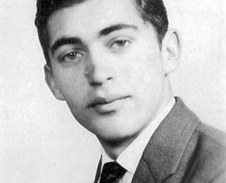 Adolf Philipp: born on Aug. 17, 1943, shot dead at the Berlin Wall on May 5, 1964 (date of photo not known)