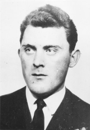 Paul Stretz: born on Feb. 28, 1935, shot dead on April 29, 1966 in the Berlin border waters (date of photo not known)