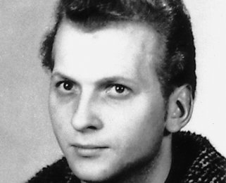 Dieter Weckeiser: born on Feb. 15, 1943, shot at the Berlin Wall on Feb. 18, 1968 while trying to escape, died from his injuries on Feb. 19, 1968 (date of photo not known)