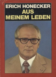 Autobiography by Erich Honecker, 1980