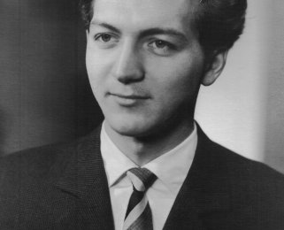 Philipp Held: born on May 2, 1942, drowned in the Berlin border waters in April 1962 while trying to escape (date of photo: ca. 1961)