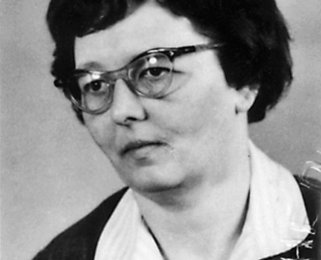 Hildegard Trabant: born on June 12, 1927, shot dead at the Berlin Wall on August 18, 1964 while trying to escape (date of photo not known)