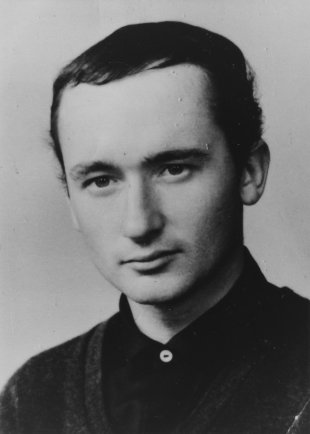 Walter Kittel: born on Nov. 11, 1942, shot dead at the Berlin Wall on Oct. 18, 1965 while trying to escape (date of photo not known)