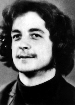 Henri Weise: born on 13.7.1954, drowned in the Berlin border waters, probably in May 1977 while trying to escape (date of photo not known)