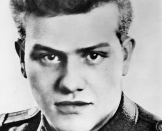 Reinhold Huhn: born on March 8, 1942, border guard shot dead at the Berlin Wall on June 18, 1962 (date of photo not known)