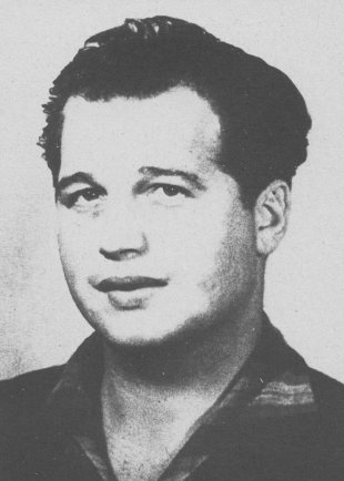 Willi Block, born on June 5, 1934, shot dead at the Berlin Wall on Feb. 7, 1966 while trying to escape [date of photo not known]