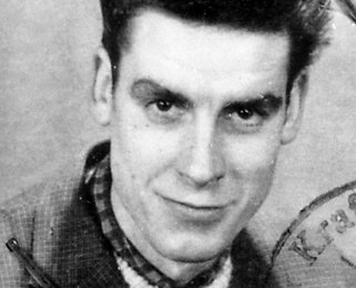 Manfred Weylandt, born on July 12, 1942, shot and drowned in the Berlin border waters on Feb. 14, 1972 while trying to escape (date of photo not known)