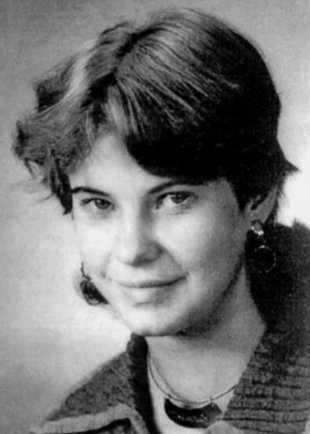 Marienetta Jirkowsky: born on August 25, 1962, shot dead at the Berlin Wall on Nov. 22, 1980 while trying to escape (date of photo not known)