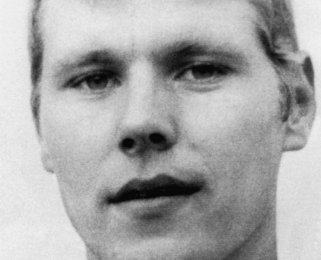 Hans-Jürgen Starrost: born on June 24, 1955, shot at the Berlin Wall on April 14, 1981 while trying to escape, died from his bullet wounds on May 16, 1981 (date of photo not known)