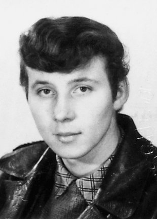 Klaus-Jürgen Kluge: born on July 25, 1948, shot dead at the Berlin Wall on Sept. 13, 1969 while trying to escape (date of photo not known)