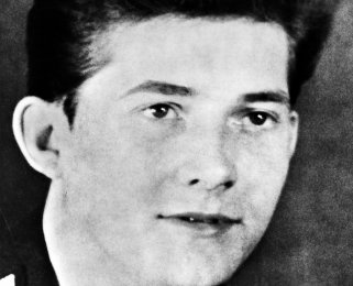 Jörgen Schmidtchen: born on June 28, 1941, shot dead at the Berlin Wall on April 18, 1962 (date of photo not known)