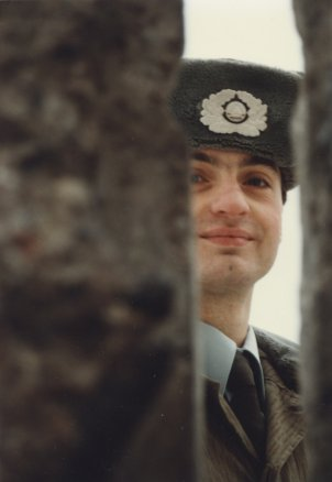 "After the abolition of the ""order to shoot"": border guard in Berlin"
