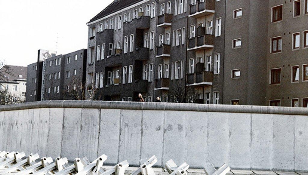 Bau Der Berliner Mauer Karte.Bau Und Fall Der Berliner Mauer