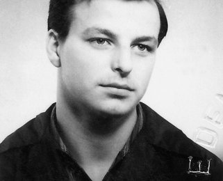 Joachim Mehr: born on April 3, 1945, shot dead at the Berlin Wall on December 3, 1964 while trying to escape (photo: ca. 1964)