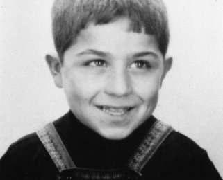 Cengaver Katranci: born in 1964, drowned in the Berlin border waters on Oct. 30, 1972 (date of photo not known)