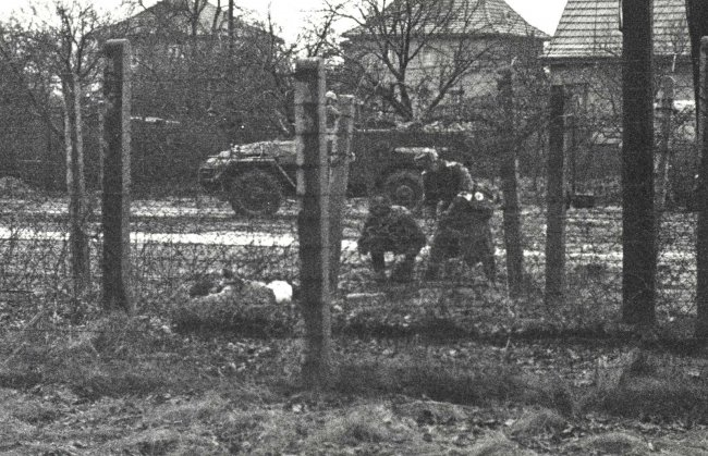 Willi Block, shot dead in cold blood on 7 February 1966 while trying to escape at the Berlin border