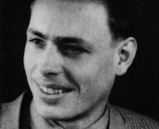 Günter Wiedenhöft: born on Feb. 14, 1942, drowned in the Berlin border waters on the night of December 5, 1962 while trying to escape (date of photo not known)