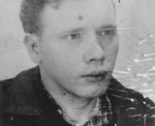 Dieter Beilig: born on Sept. 5, 1941, shot dead on Oct. 2, 1971 at Pariser Platz near the Brandenburg Gate (date of photo not known)